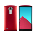 Skinplayer iFit Slim Fit Case LG G4. Metal Red