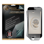 Wireless Inc. Anti-Fingerprint Screen Protector for Apple iPhone 5 - Clear