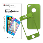 iCover Color Screen Protector, Green for iP4