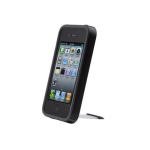 Speck CandyShell View Case for Apple iPhone 4 (Black)
