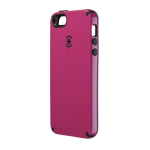 Speck CandyShell Case for Apple iPhone 5/5S/SE - Raspberry Pink/Black