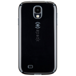 Speck CandyShell Case for Samsung Galaxy S4 - Black/Slate Grey