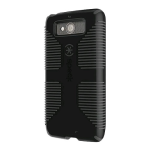Speck CandyShell Grip Case for Motorola Droid Mini - Black/Slate Grey