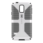 Speck CandyShell Grip Case for Samsung Galaxy S5 - White/Black