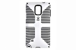 Speck Candyshell Grip Case for Samsung Galaxy Note 4 - White/Black