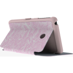 Speck StyleFolio Case for Verizon Ellipsis 8 - Fresh Floral Pink