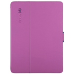 Speck StyleFolio Case for iPad Air/Air 2 - Beaming Orchid Purple/ DeepSea Blue