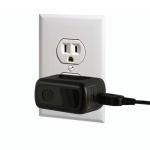 OEM Motorola Travel Charger with Micro USB Cable and AC Adaptor for Motorola Droid 2 X - Black