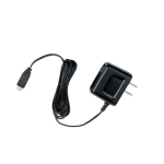 OEM Motorola Rapid Travel Charger for Motorola XT865 Droid X, Bionic XT875, Droid Pro XT610, A957 (Black) - SPN5654A