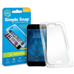 Apple iPhone 6/6s (4.7) Simple Snap Tempered Glass