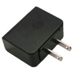 OEM LG Travel Charger Head for LG GS390 (Black) - STA-U12WR-Z