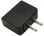OEM LG Micro USB Travel Charger, Universal Power Supply (Cable not included)