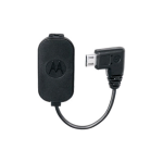 OEM Motorola Universal MicroUSB to 2.5mm Adapter (MUSB (M) to 2.5MM (F))