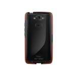 Tech21 Impactology Classic Mesh Case For Motorola Droid Turbo (1st gen) - Smoke Red