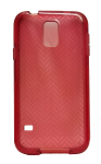 Tech21 Impact Mesh Case for Samsung Galaxy S5 - Red