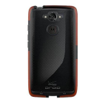 Tech21 Impactology D30 Classic Mesh Case for Motorola Droid Turbo (1st gen) - Smokey Red