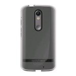 Tech21 Evo Shell Case for Motorola Droid Turbo 2 - Clear