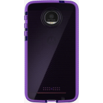 Tech21 Evo Check Case for Motorola Force Z Droid - Purple
