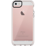 Tech21 FlexShock Evo Mesh Case for iPhone 5/5s/SE - Clear/White