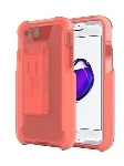 Tech21 Evo Tactical Extreme Edition Case and Holster for iPhone 7/6/6s - Rose