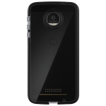 Tech21 Evo Check Case for Motorola Moto Z Force Droid - Smokey/Black