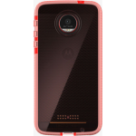 Tech21 Evo Check Case for Motorola Moto Z Force Droid - Rose/White