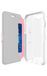 Tech21 Evo Wallet Active Edition Case for iPhone 8/7 - Pink/White