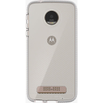 Tech21 Evo Check Case for Motorola Moto Z Play Droid - Clear/White