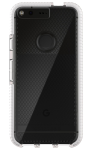 Tech21 Evo Check FlexShock Case for Google Pixel - Clear/White