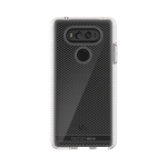 Tech21 Evo Check FlexShock Case for LG V20 - Clear/White