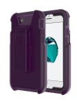 Tech21 Evo Tactical Extreme Edition Case for Apple iPhone 7 - Violet