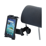 iGRIP Universal Tablet Gripper 1 with Headrest Mount (for all Kindle Fire Models)