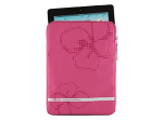 Golla Universal Tablet Sleeve Case (Pink with Flower Pattern)