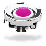 Blackberry Trackball Replacement for Blackberry Curve and Pearl Series - Pink