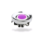 Blackberry Trackball Replacement for Blackberry Curve and Pearl Series - Purple