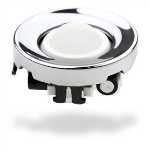 Blackberry Trackball Replacement for Blackberry Curve and Pearl Series - White