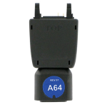 iGo A64 Power Tip for Sony Ericcson W580, W200, K550, W380 (Black) - TP00664-0009