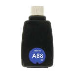 iGO A88 Power Tip for Nintendo DS Lite (Black) - TP00688-0002