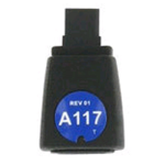iGo A117 Power Tip for Wherify G650 (Black) - TP06117-0001
