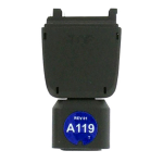 iGo A119 Power Charging Tip for Nokia 2366i (Black) - TP06119-0001