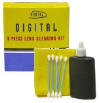 T-Rex Digital Deluxe 3 Piece Lens and Camera Cleaning Kit