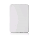 Simplism Japan Silicone Case Set for iPad mini White - TR-SCIPDM12-WT/EN