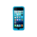 Simplism Japan Silicone Case for Apple iPod Touch 5 (Blue) - TR-SCTC12-BL/EN