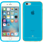 Incipio Technologies Trina Turk Metallic Bumper iPhone 6/6s Blue