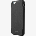 TUMI Coated Canvas Co-Mold Case for Apple iPhone 6 Plus/6s Plus - Gray
