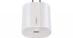 Verizon 27W Fast Charge Single USB-C (Type C) Wall Charging Adapter - White