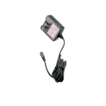 OEM Kyocera Rapid Travel Charger for Kyocera E2000/Melo S1300/S1310 (Black) - TXTVL10108-Z