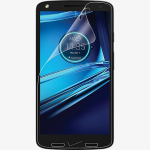 Unlimited Cellular Standard Screen Protector for Motorola Droid Turbo 2 - Clear - (2 Pack)