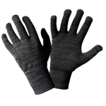 Glider Gloves Urban Style Touchscreen Gloves (Black/Large)