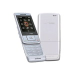 Samsung Sway SCH-U650 Replica Dummy Phone / Toy Phone (Silver) (Bulk Packaging)